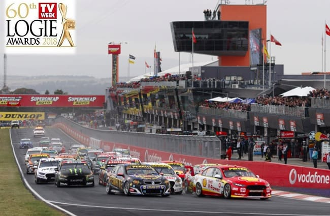 Bathurst 1000 live TV coverage