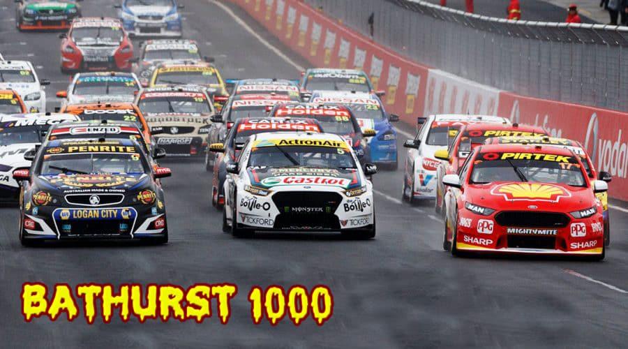 Supercheap Auto Bathurst 1000 Live Online