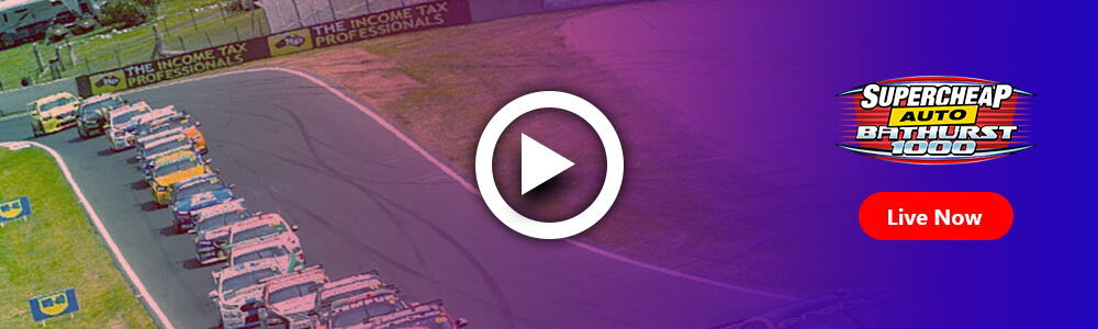 watch Bathurst 1000 Live stream